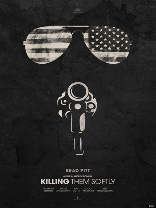 Killing Them Softly : Kinoposter