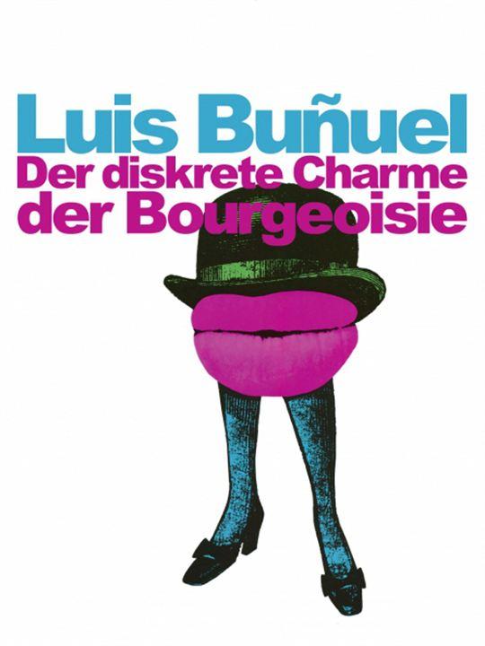 Der diskrete Charme der Bourgeoisie : Kinoposter