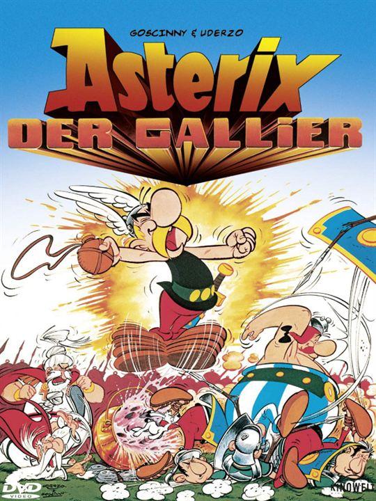 Asterix der Gallier : poster