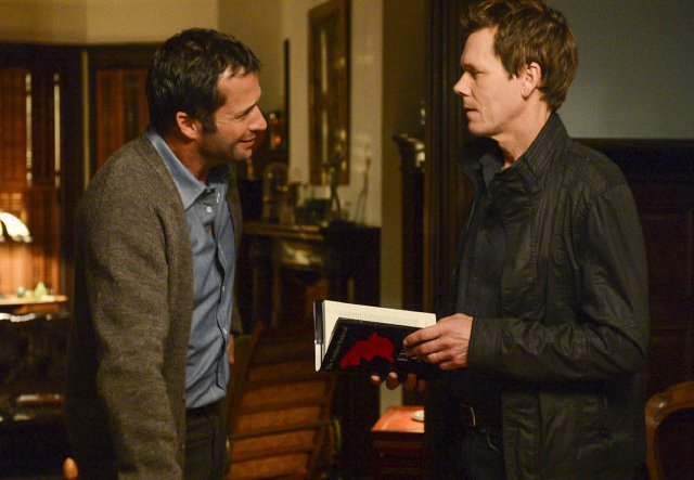 Bild James Purefoy, Kevin Bacon