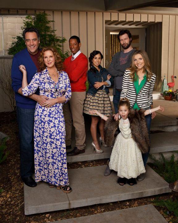 How To Live With Your Parents (For The Rest of Your Life) : Bild Brad Garrett, Elizabeth Perkins, Jon Dore, Orlando Jones, Rachel Eggleston