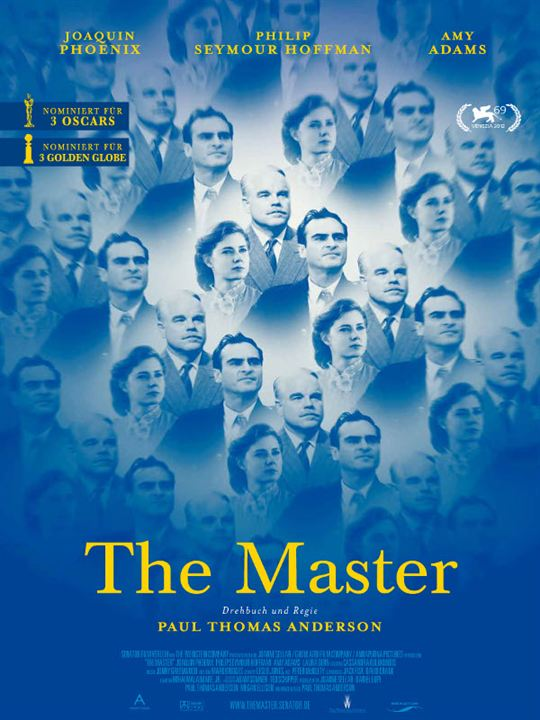 The Master : Kinoposter