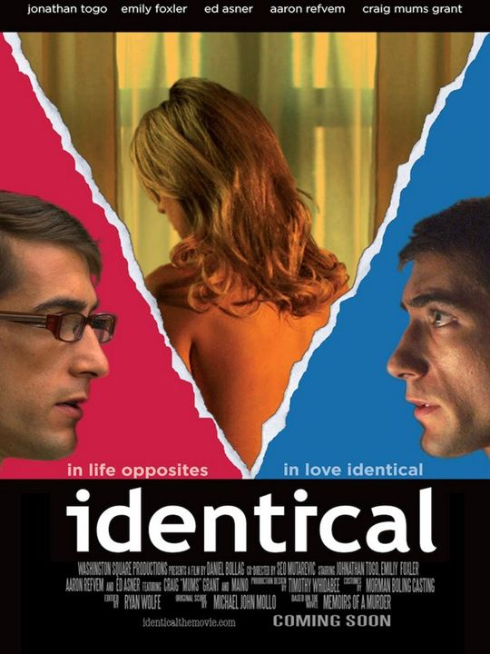 Identical : poster