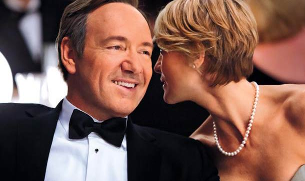 Bild Kevin Spacey, Robin Wright