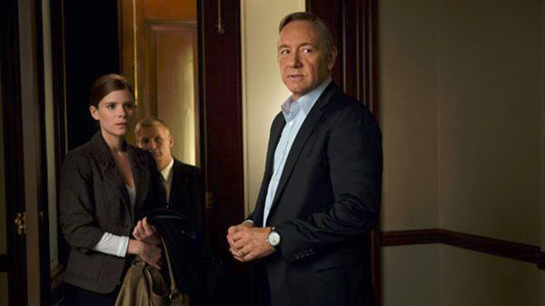 Bild Kate Mara, Kevin Spacey
