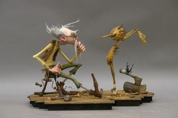 Pinocchio : Bild