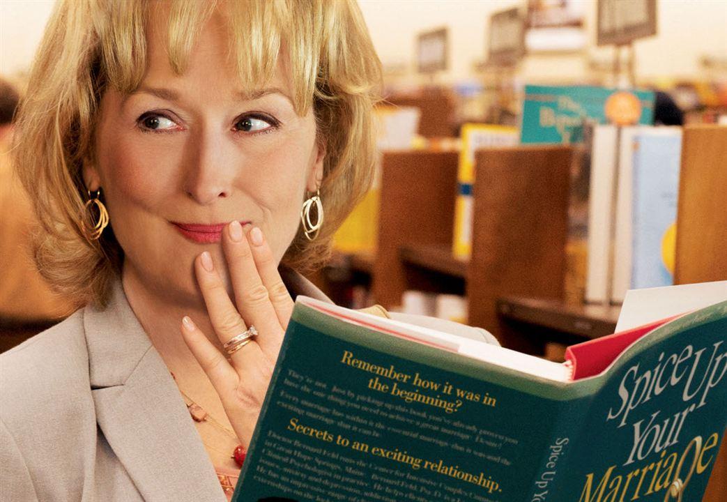 Wie beim ersten Mal : Bild Meryl Streep