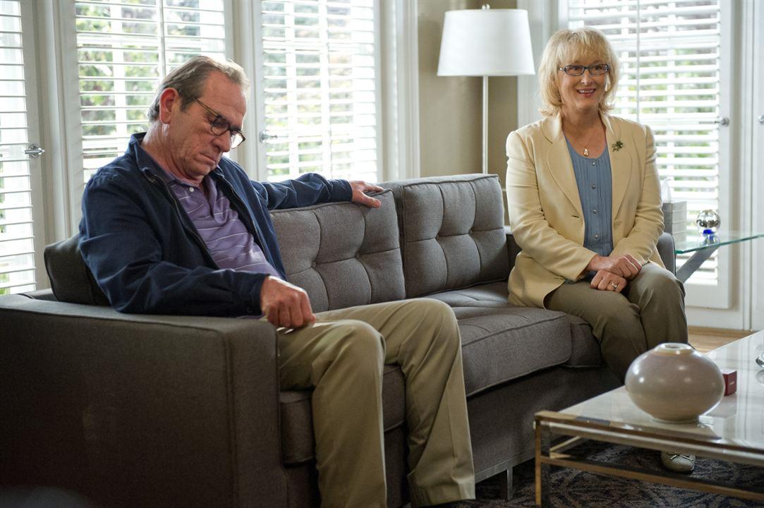 Wie beim ersten Mal : Bild Meryl Streep, Tommy Lee Jones