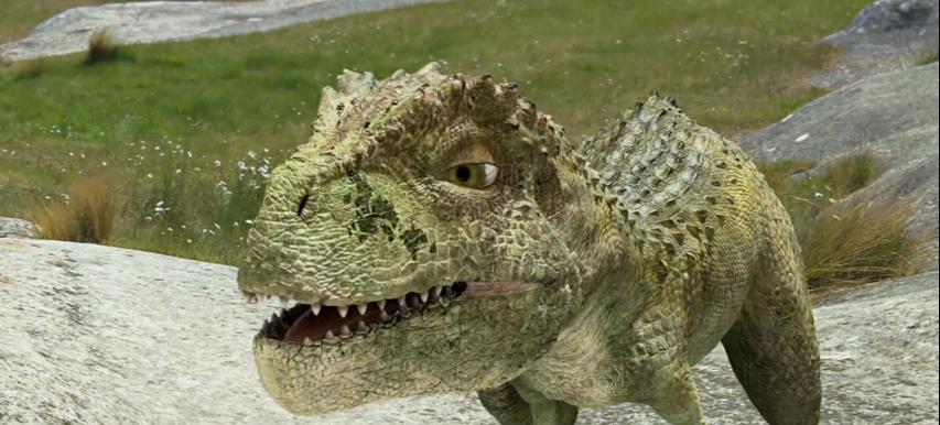 speckles die abenteuer eines dinosauriers