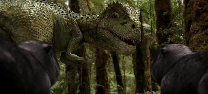 Speckles - Die Abenteuer eines Dinosauriers 3D : Bild