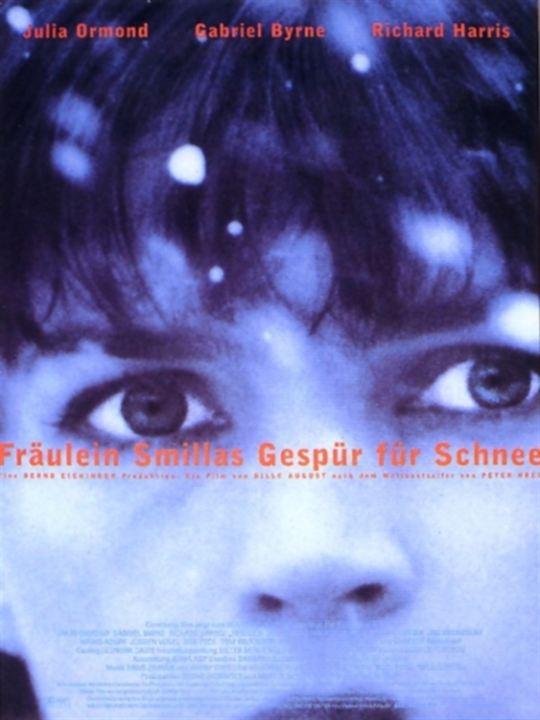 Fräulein Smillas Gespür für Schnee : Kinoposter