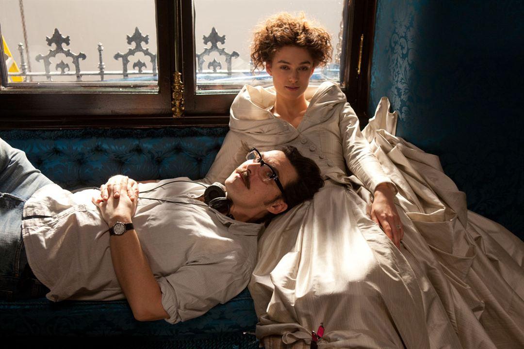 Anna Karenina : Bild Joe Wright, Keira Knightley