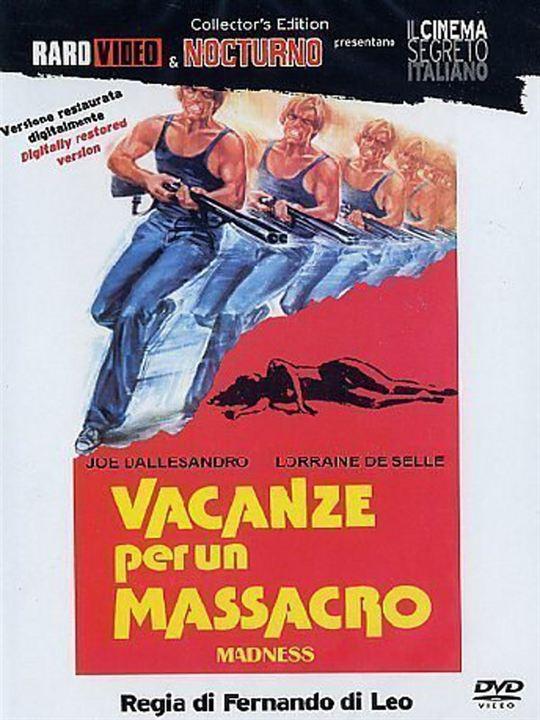 Vacanze per un massacro : poster