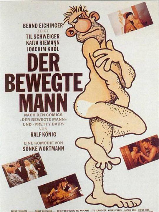 Der Bewegte Mann : Kinoposter