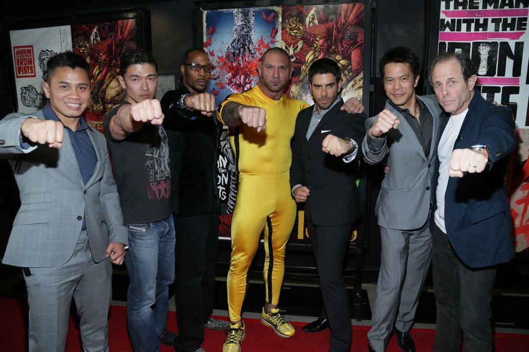 The Man with the Iron Fists : Bild Dave Bautista