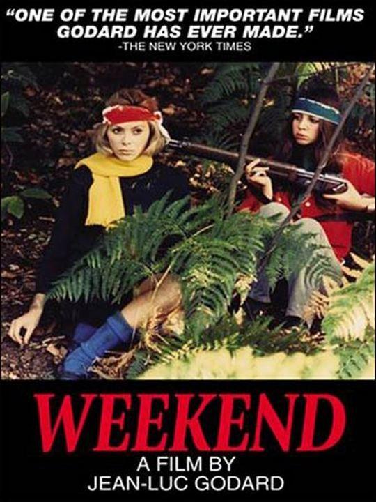 Weekend : Kinoposter