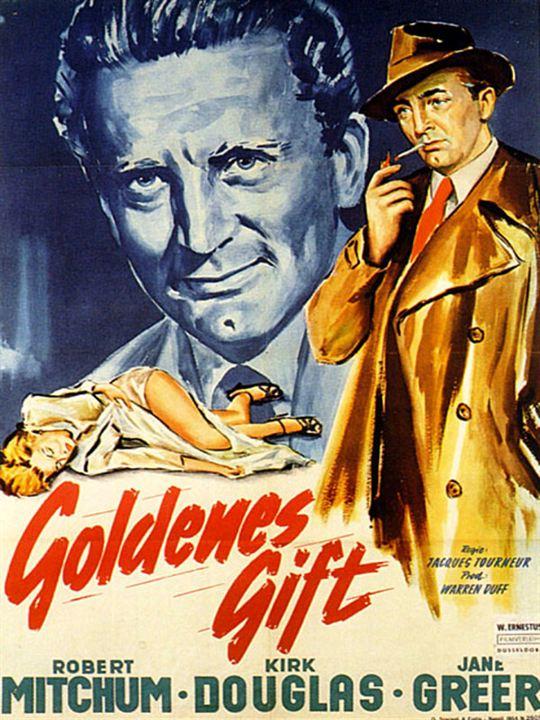 Goldenes Gift : Kinoposter