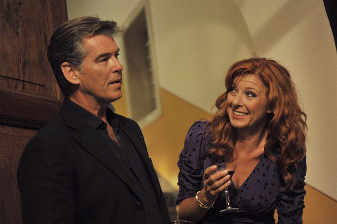 Love Is All You Need : Bild Paprika Steen, Pierce Brosnan
