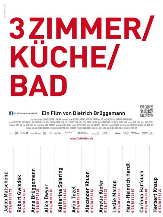 Poster zum 3 Zimmer/Küche/Bad - Bild 1 - FILMSTARTS.de