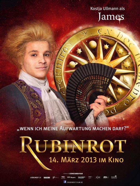 Rubinrot : Bild
