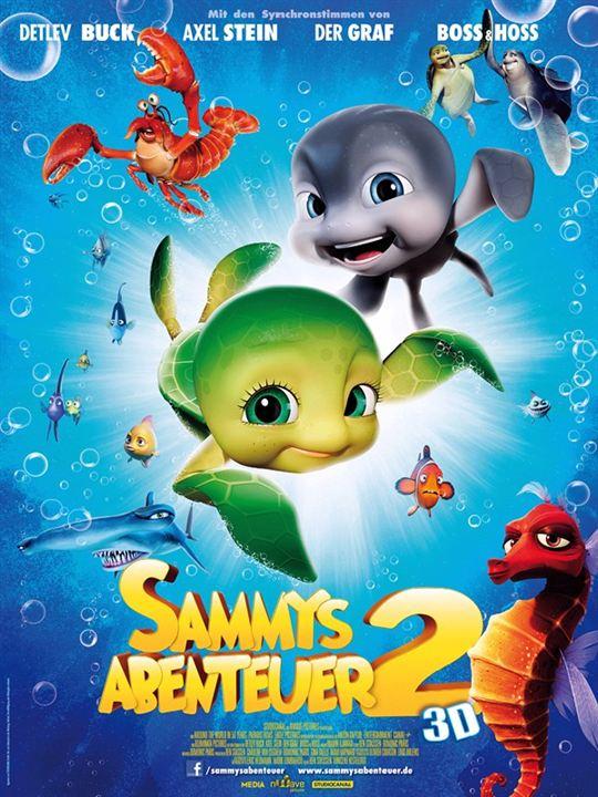 Sammys Abenteuer 2 : Kinoposter