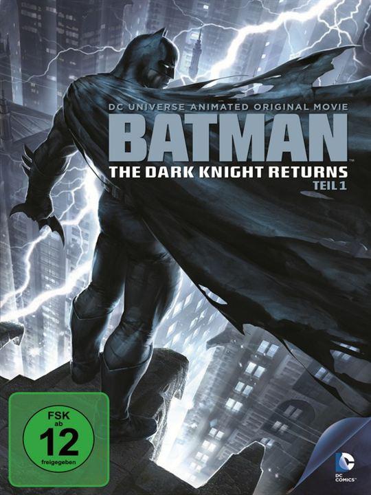 Batman: The Dark Knight Returns, Teil 1 : Kinoposter