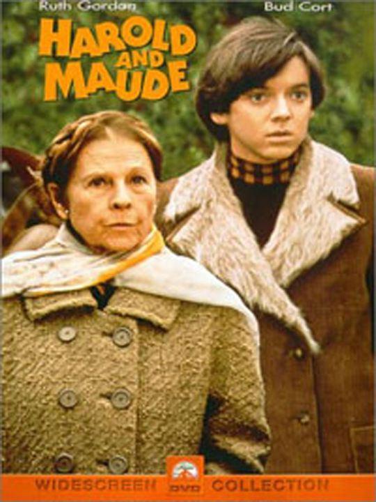 Harold und Maude : Kinoposter
