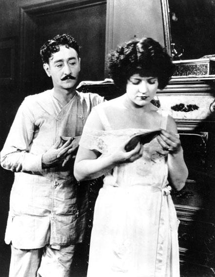 Die Ehe im Kreise : Bild Adolphe Menjou, Marie Prevost