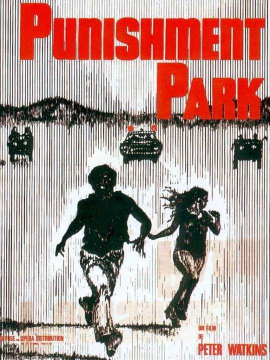 Strafpark : poster