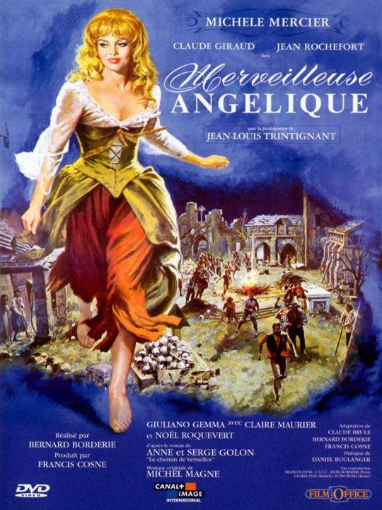 Angélique, 2. Teil : Kinoposter
