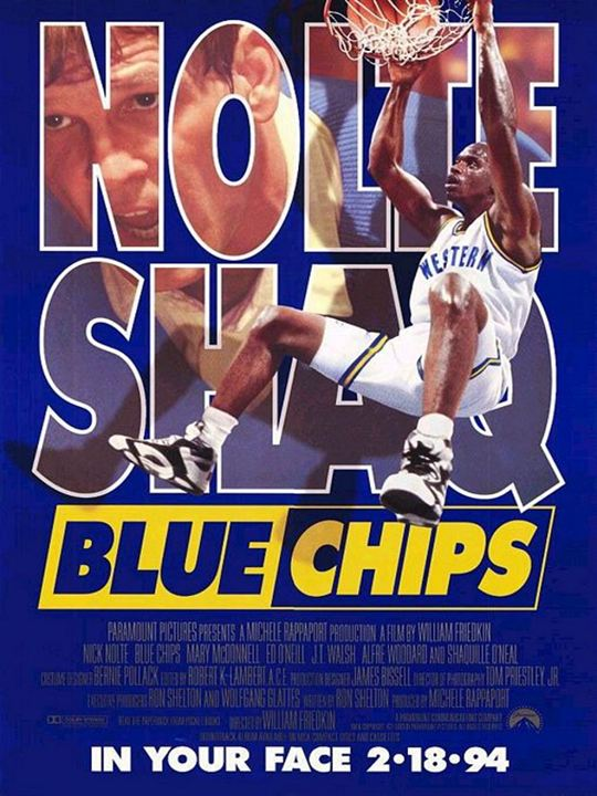 Blue Chips : poster