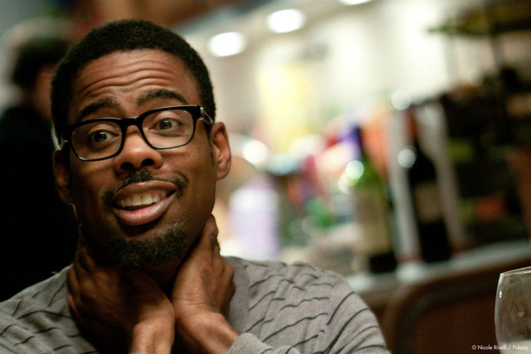 2 Tage New York : Bild Chris Rock