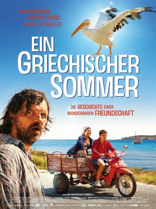 Ein griechischer Sommer : Kinoposter