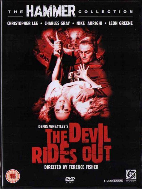 Die Braut des Teufels : Kinoposter