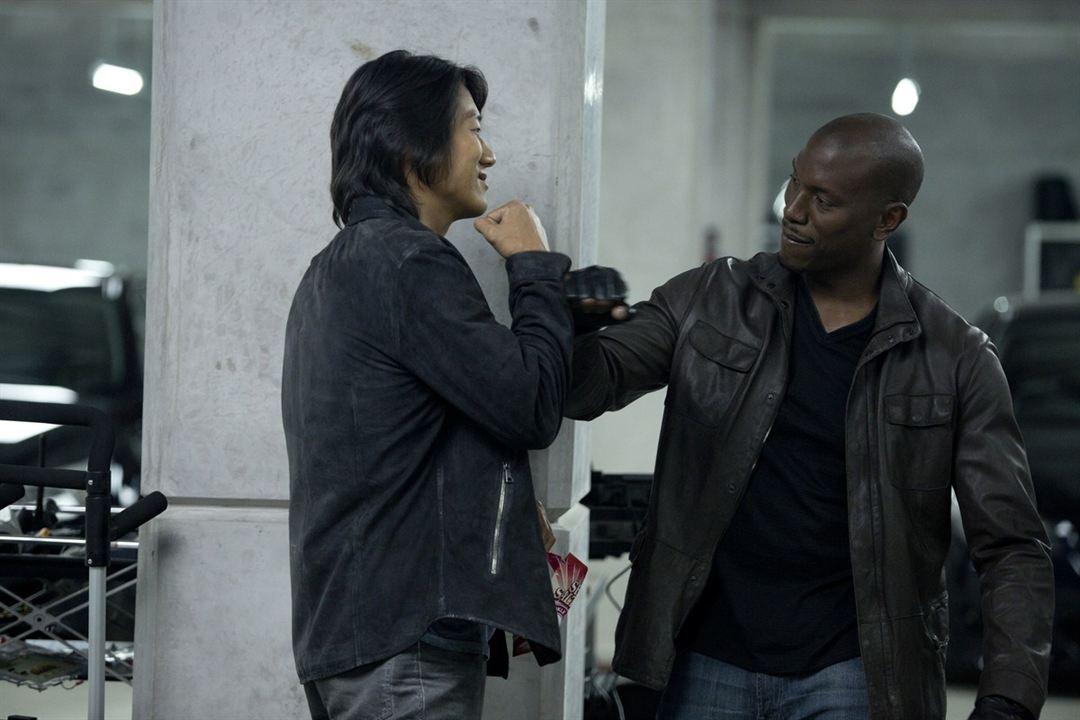 Fast & Furious 6 : Bild Sung Kang, Tyrese Gibson