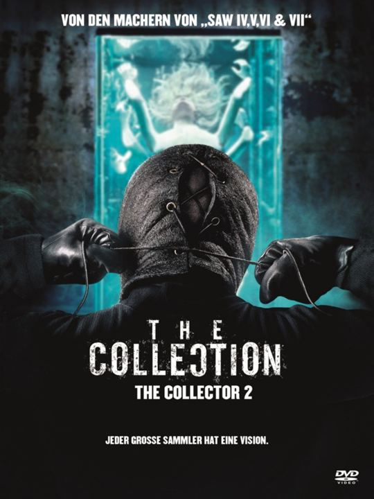 The Collection - The Collector 2 : Kinoposter