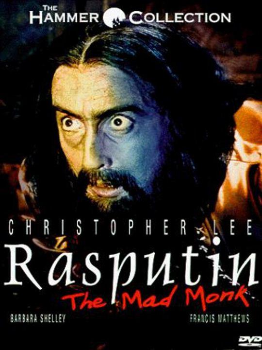 Rasputin, der wahnsinnige Mönch : poster