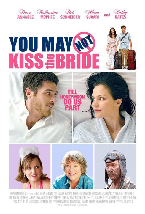 Küssen verboten! - Honeymoon mit Hindernissen : Kinoposter