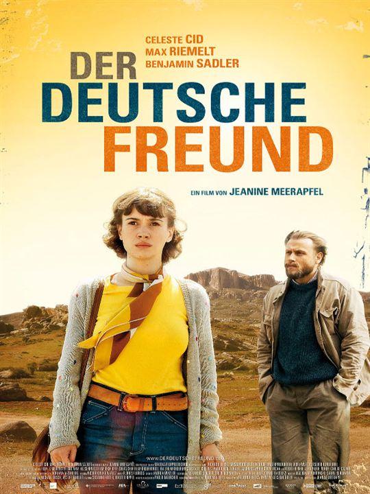 Der deutsche Freund : Kinoposter