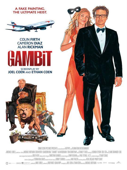 Gambit - Der Masterplan
