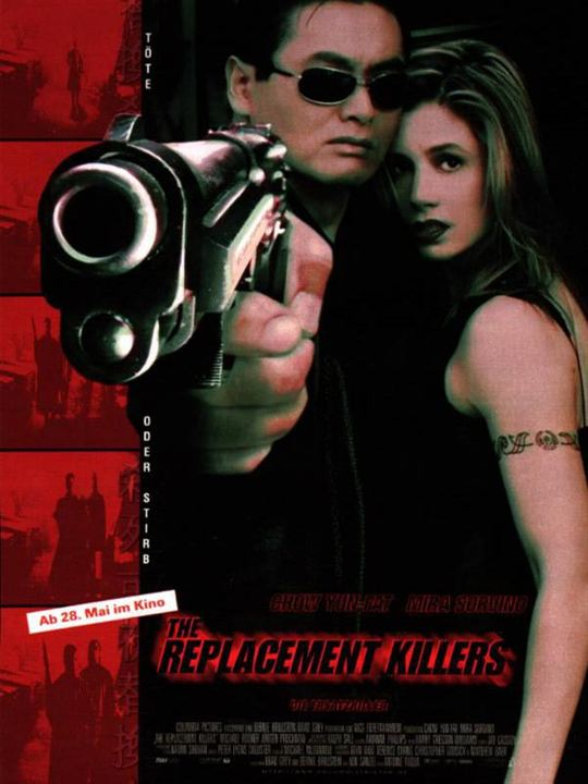 The Replacement Killers : Kinoposter