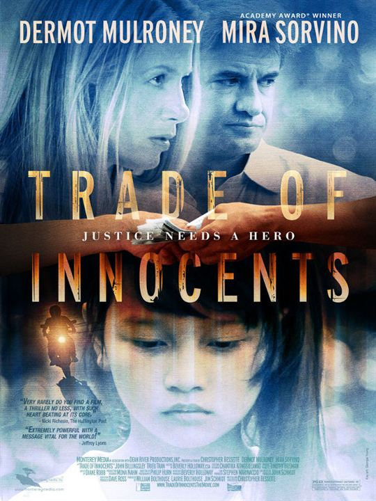 Trade Of Innocents : Kinoposter
