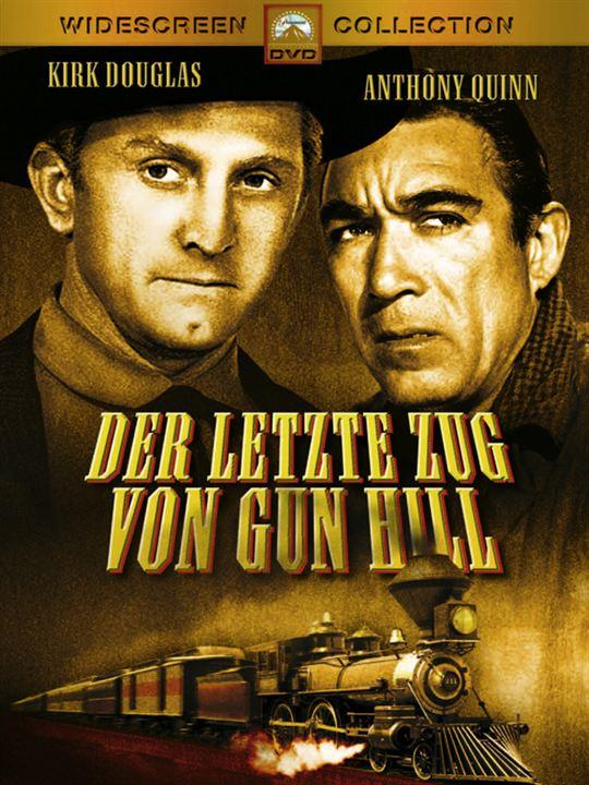 Der Letzte Zug von Gun Hill : Kinoposter
