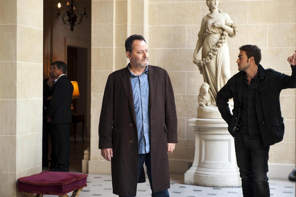 Bild Jean Reno, Tom Austen