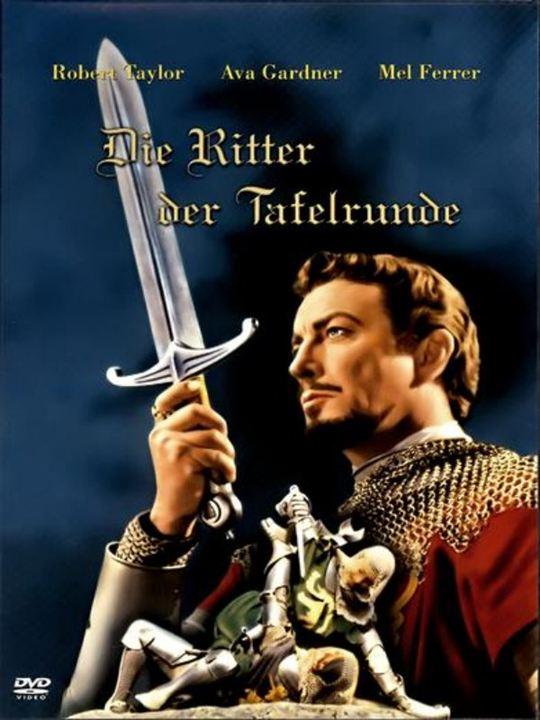 Die Ritter der Tafelrunde : Kinoposter