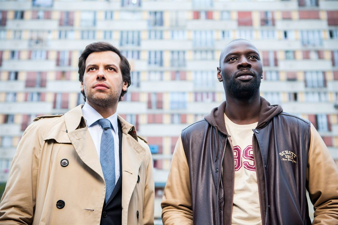 Ein MordsTeam : Bild Laurent Lafitte, Omar Sy