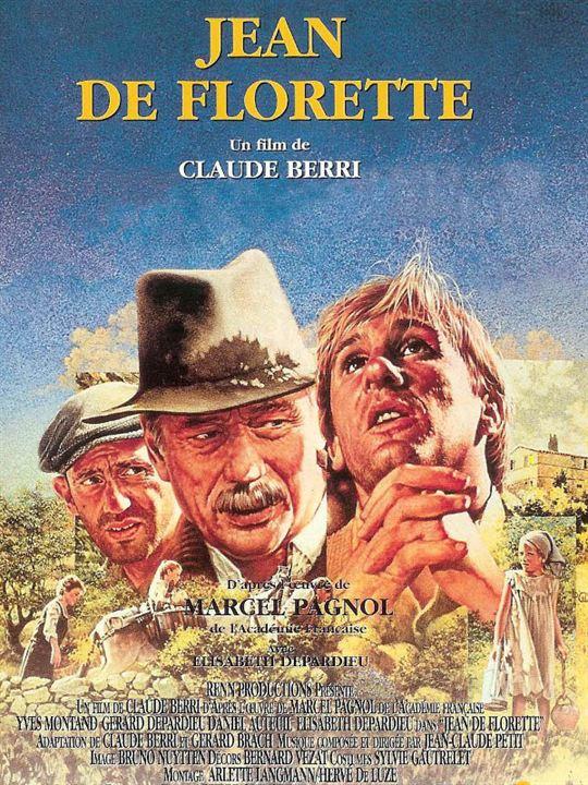 Jean Florette : Kinoposter