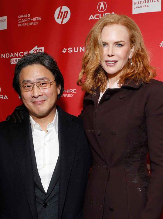 Stoker : Vignette (magazine) Nicole Kidman, Park Chan-Wook