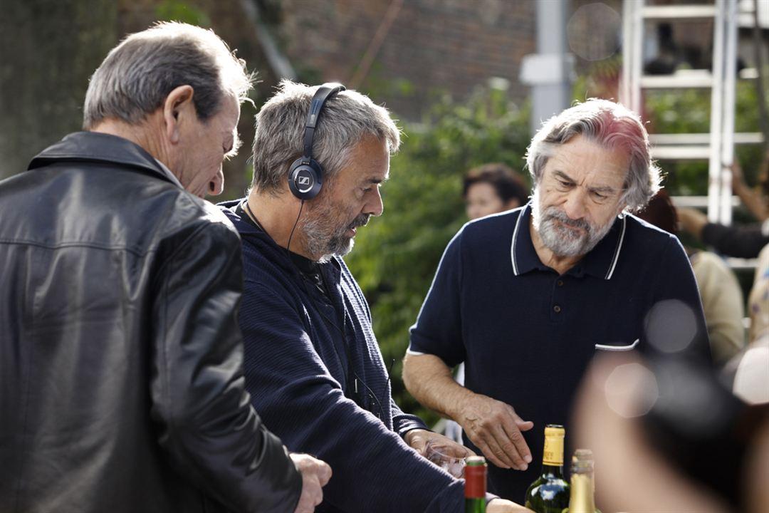 Bild Luc Besson, Robert De Niro