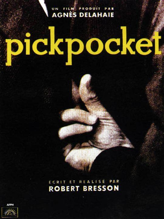Pickpocket : Kinoposter